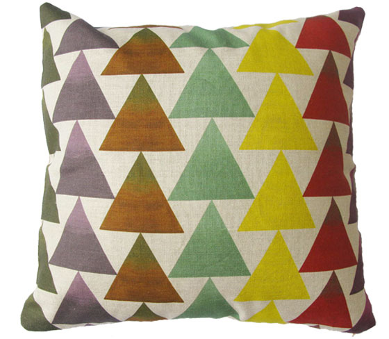 geometric cushion design