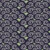 upholstery fabric - african spot - mystic