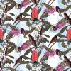 Our Banksia Medley design is available as a wallpaper, furnishing fabric and linen fabric. Designed and printed in Aus