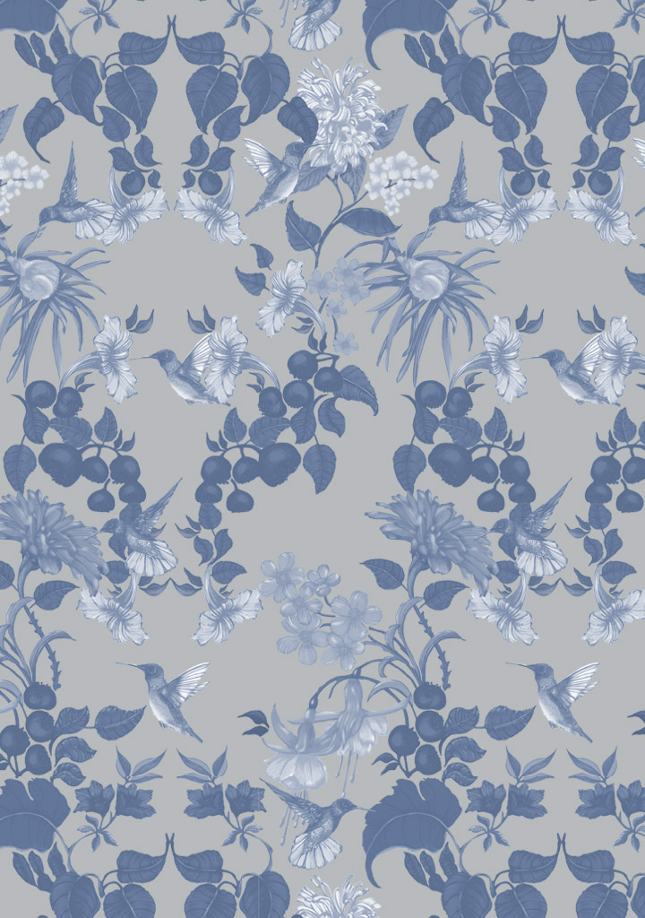 humming-bird-damask_vintage-blue_lightgrey