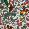 Lush- This design is available as a upholstery fabric, linen or wallpaper.